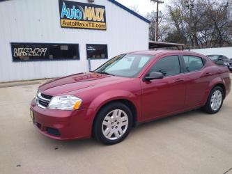 2014 DODGE AVENGER PASSENGER CAR