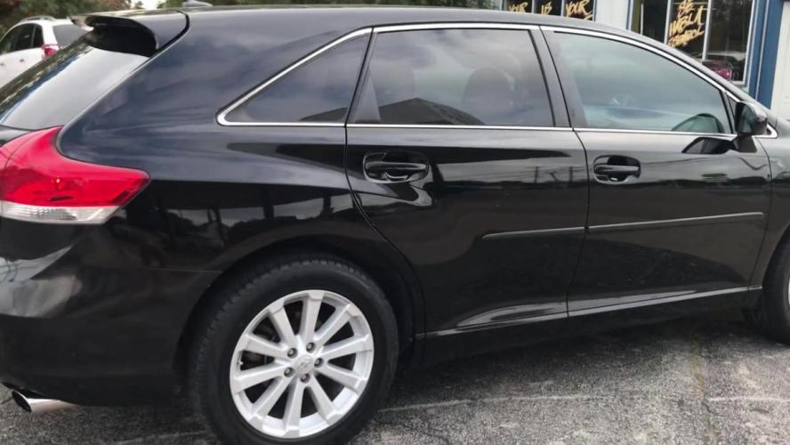 2011 BLACK TOYOTA VENZA (4T3ZA3BB1BU) with an L4, 2.7L engine, located at 5605 Crowley Road, Fort Worth, TX, 76134, (817) 989-9255, 36.148457, -115.048225 - Photo #0