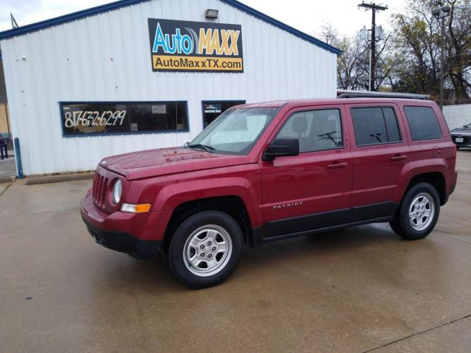 2015 JEEP PATRIOT MULTIPURPOSE VEHICL