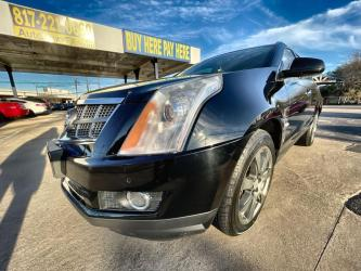 2011 CADILLAC SRX MULTIPURPOSE VEHICL