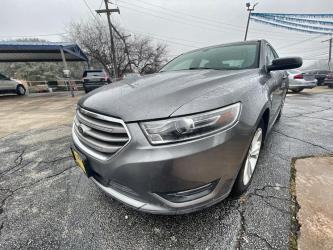 2014 FORD TAURUS PASSENGER CAR