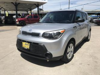 2011 KIA SOUL MULTIPURPOSE VEHICL