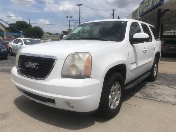 2007 GMC YUKON MULTIPURPOSE VEHICL