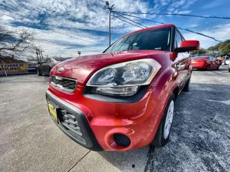 2013 KIA SOUL MULTIPURPOSE VEHICL
