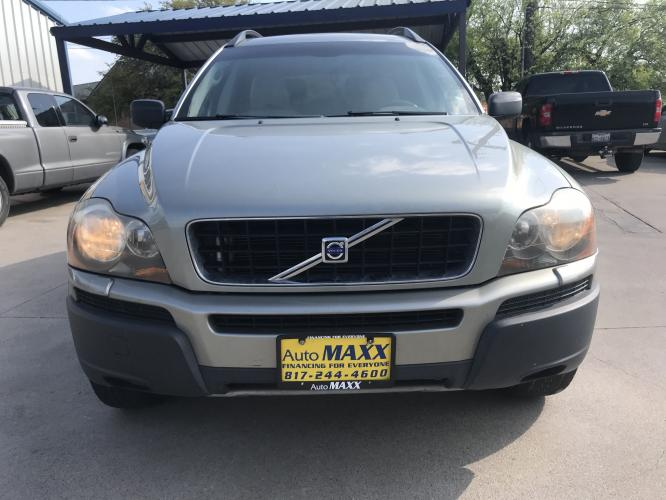 2006 SILVER VOLVO XC90 (YV4CZ592861) with an L5, 2.5L; TURBO engine, located at 5605 Crowley Road, Fort Worth, TX, 76134, (817) 989-9255, 36.148457, -115.048225 - Photo #1