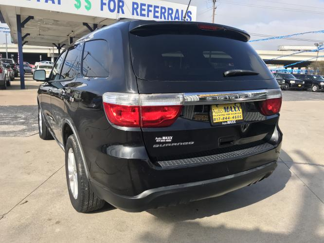 2011 GRAY DODGE DURANGO (1D4RD4GG2BC) with an V6, 3.6L; FFV engine, located at 5605 Crowley Road, Fort Worth, TX, 76134, (817) 989-9255, 36.148457, -115.048225 - Photo #5