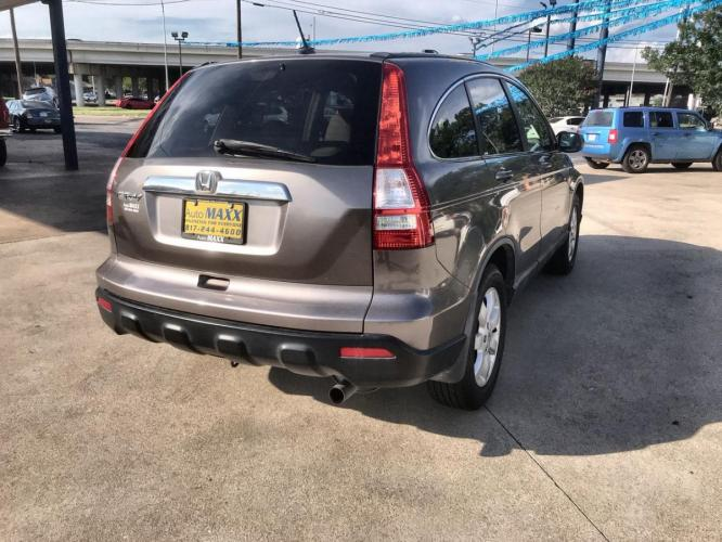 2009 GOLD HONDA CR-V (5J6RE38739L) with an L4, 2.4L engine, 5 SPEED AUTOMATIC transmission, located at 5605 Crowley Road, Fort Worth, TX, 76134, (817) 989-9255, 36.148457, -115.048225 - Photo #10