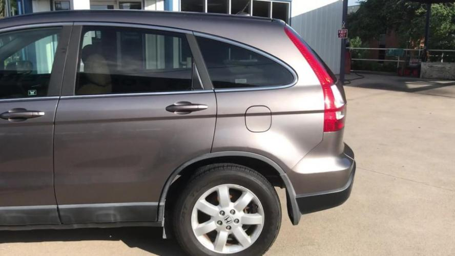2009 GOLD HONDA CR-V (5J6RE38739L) with an L4, 2.4L engine, 5 SPEED AUTOMATIC transmission, located at 5605 Crowley Road, Fort Worth, TX, 76134, (817) 989-9255, 36.148457, -115.048225 - Photo #6