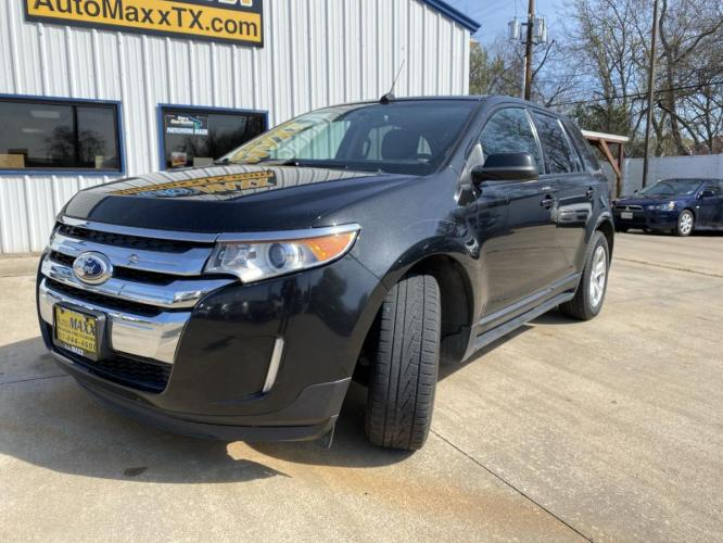 2013 BLACK FORD EDGE (2FMDK3J91DB) with an L4, 2.0L; TURBO engine, located at 5605 Crowley Road, Fort Worth, TX, 76134, (817) 989-9255, 36.148457, -115.048225 - Photo #0