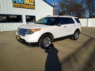 2013 FORD EXPLORER MULTIPURPOSE VEHICL